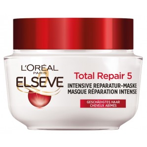 L'Oréal Elsève Total Repair 5 Intensive Repair Mask (300ml)