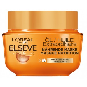 L'Oréal Elsève Oil Extraordinaire Nourishing Mask (300ml)