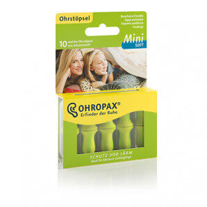 OHROPAX Mini Soft (10 Stk)
