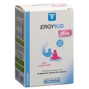 Nutergia ERGYKiD Mag Des Sacs Pour Enfants (14 pièces)