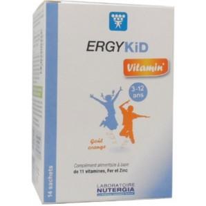 Nutergia ERGYKiD Vitamin Beutel (14 Stk)