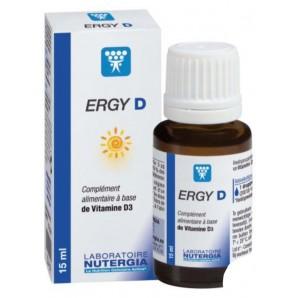 Nutergia ERGY D Bottle (15ml)