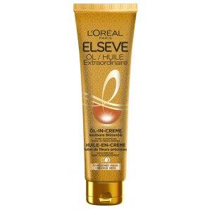 L'Oréal Elsève Oil Extraordinaire Oil In Cream (150ml)