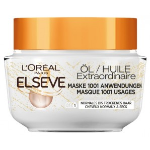 L'Oréal Elsève Oil Extraordinaire Coco Mask 1001 Applications (300ml)