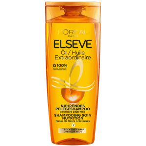 L'Oréal Elsève Öl Extraordinaire Nährendes Pflegeshampoo (250ml)