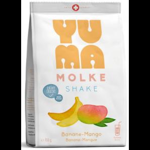 YUMA Molke Banane-Mango (750g)