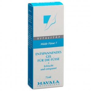Mavala - Entspannendes Gel für die Füsse (75ml)