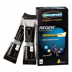 Nutergia ERGYSPORT REGEN´Zitrone Beutel (6x30g)