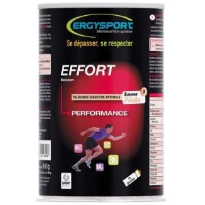 Nutergia ERGYSPORT EFFORT Pfirsich (450g)
