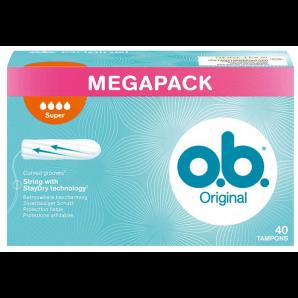 o.b. Tampons Original Super (40 Stk)