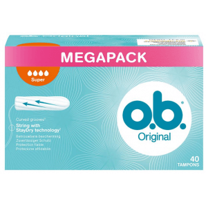 o.b. Tampons Original Super (40 pcs)