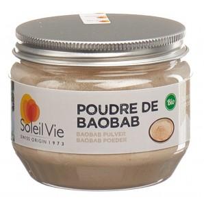 Soleil Vie Bio Baobab Pulver (80g)