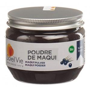 Soleil Vie Bio Maqui Pulver (100g)