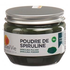 Soleil Vie Bio Spirulina Pulver (130g)