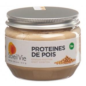 Soleil Vie Bio Erbsen Protein Pulver (100g)