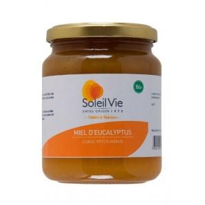 Soleil Vie Miel d'Eucalyptus Bio (500g)
