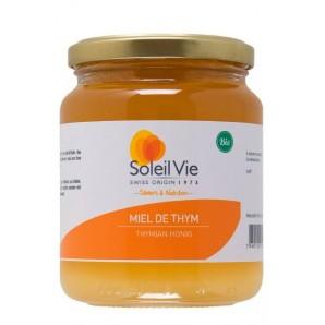 Soleil Vie Bio Thymian Honig (500g)