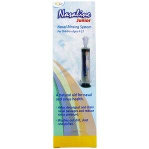 Nasaline Junior Nasal Irrigation System (1 pc)