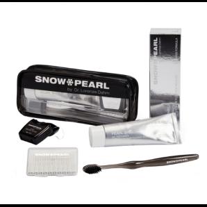 Snow Pearl Travel Kit Pearl Shield schwarz