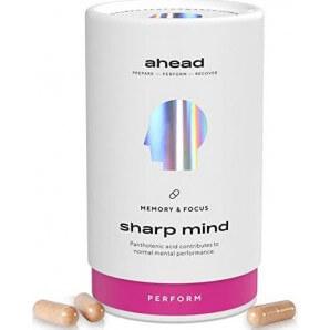 ahead. sharp mind capsules (90 pièces)