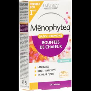 Menophytea Hitzewallungen Kapseln Ohne Hormone (28 Stk)