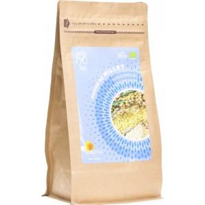 Soleil Vie Farine de Millet Bio Sans Gluten (500g)
