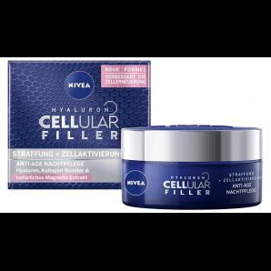 Nivea Hyaluron Cellular Filler Anti-Age Soins De Nuit (50ml)