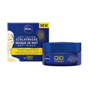 Nivea - Q10 Power Anti-Falten Schlafmaske (50ml)