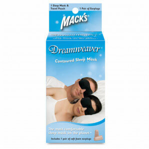 Mack's Schlafmaske