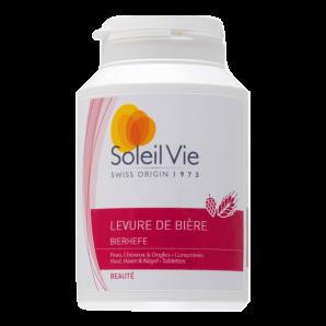 Soleil Vie Bierhefe (240 Stk)