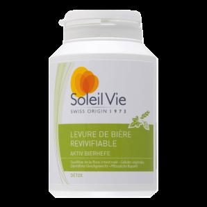 Soleil Vie Aktivbierhefe (75 Stk)