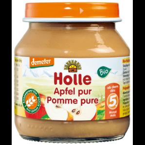 Holle apple pure organic (125g)