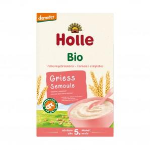 Holle baby porridge semolina organic (250g)