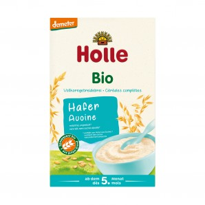 Holle baby porridge organic oatmeal (250g)