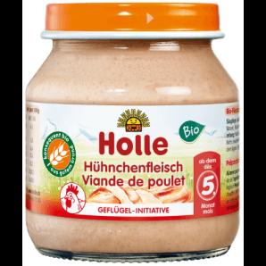Holle Chicken Organic (125g)