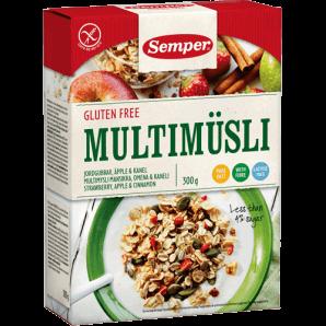 Semper - Multimüsli glutenfrei (300g)