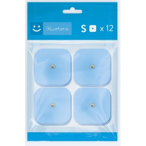 Bluetens électrodes de remplacement S (12 pièces)