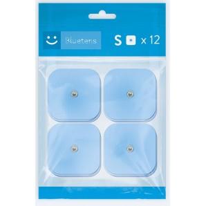 Bluetens Ersatz Elektroden S (12 Stk)
