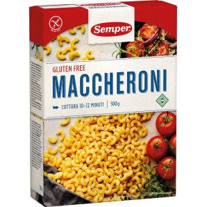 Semper - Maccheroni Hörnli...