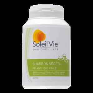 Soleil Vie Pflanzliche Kohle Kapseln (100 Stk)
