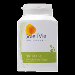Soleil Vie Chlorella Bio Comprimés (500 pièces)
