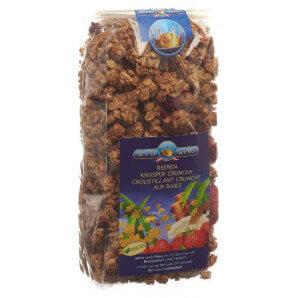 BioKing Beeren Knusper Crunchy Müesli (375g)