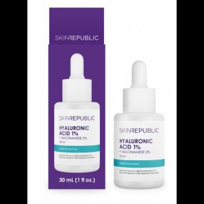Skin Republic Le Sérum 1% D'Acide Hyaluronique (30ml)