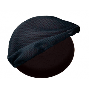 Sissel Seat Cushion Sitfit Black Incl. Airmesh Cover Black (36cm)