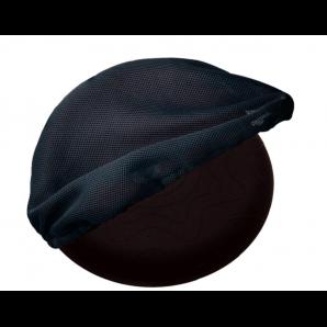 Sissel Sitfit Coussin D'Assise Noir Avec Housse Airmesh Noir (36cm)