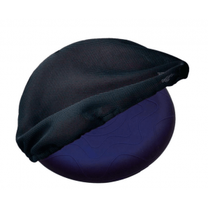 Sissel Seat Cushion Sitfit Blue Incl. Airmesh Cover Black (36cm)