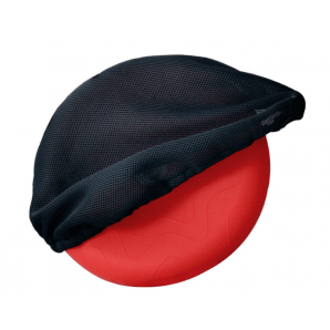 Sissel Seat Cushion Sitfit Red Incl. Airmesh Cover Black (33cm)