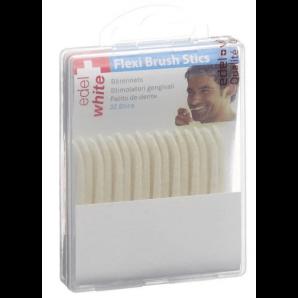 edel+white Flexi-Brush Stics (32 Stk)