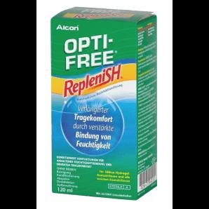 OPTI-FREE Replenish Desinfektionslösung (120ml)