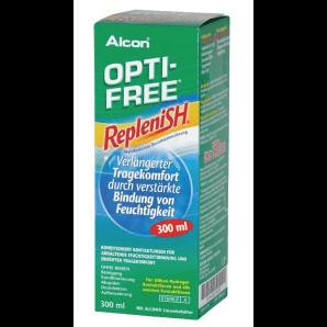 OPTI-FREE Replenish Disinfectant Solution (300ml)